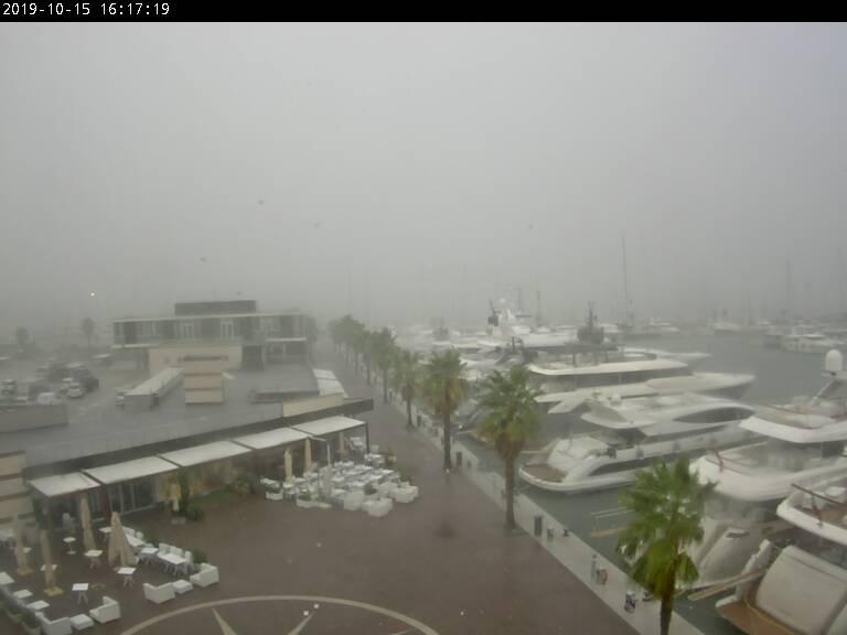 Webcam La Spezia - Porto Mirabello